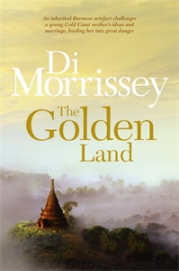 The Golden Land cover